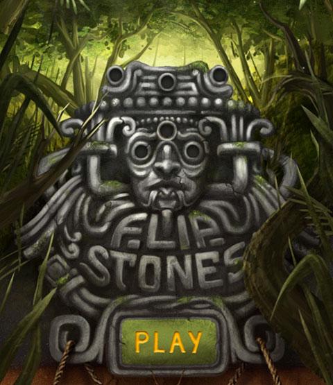 Tiki-Gott aus Flip Stones