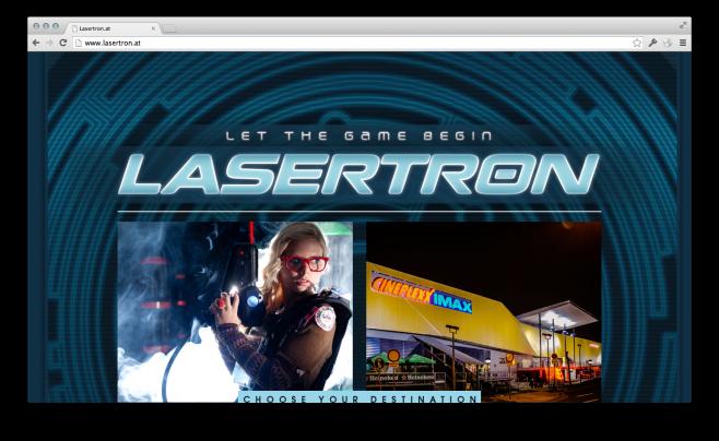 Effizienz bei www.lasertron.at: Schritt 1,2,3 und 4 wurden hier befolgt.